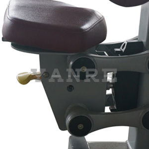 Seated Shoulder Press Commercial Gym Fitness Equipment Selectorized Machine pictures & photos