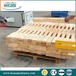 Stringer Wood Notchering Machine for Making Pallet pictures & photos