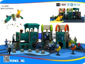 Factory Price Amusement Playground Equipment Train Series for Sale (YL-A028) pictures & photos