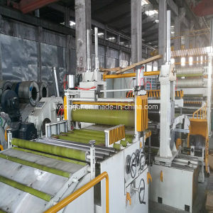 Steel Roll Cutter Slitting Line Machine for Coil Sheet pictures & photos