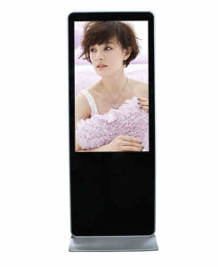 55 Inch Android Floor Standing LCD Advertising Player pictures & photos