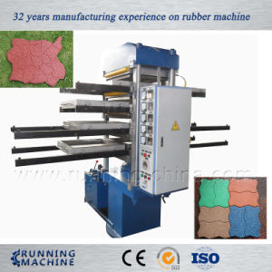 Rubber Vulcanzing Machine for Rubber Tile pictures & photos