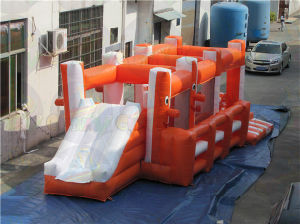 Commerical Grade Inflatable Bounce House with Cheap Price pictures & photos