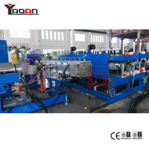 PC PP Flute Hollow Profile Sheet Board Extrusion Machine Extruder pictures & photos