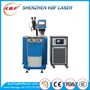 Small Metal Mould Repair YAG Laser Welding Machine pictures & photos