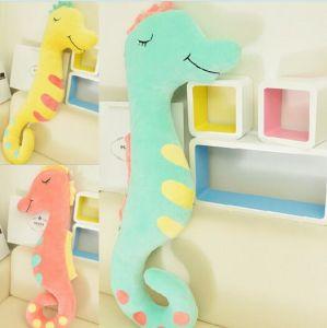 Cute Sea Horse Plush Toy Stuffed Doll Cushion pictures & photos