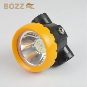 2015 Li-ion Coal Cordless LED Miners Caplamp Mining Lamp (BK3000) pictures & photos