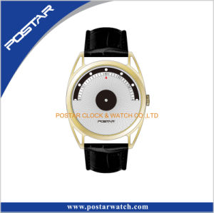 Hollow Lug Special Dial with Unique Second Hand Japan Automatic Wrist Watch pictures & photos