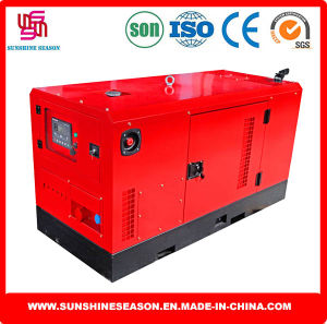 10kw Diesel Generator with Single Phase Super silent Type pictures & photos