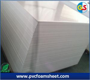 PVC Sheets White, Snow White, Milk White PVC Foam Sheet pictures & photos