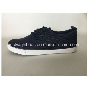 Tideway Fashion Shoe Mesh Fabric Shoes for Men pictures & photos