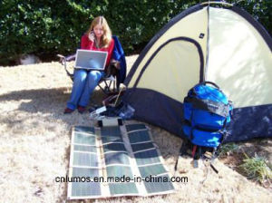 Outdoor Solar System 20W Camping Solar Power Kits