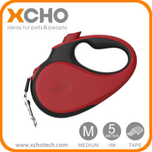 2017 New Pet Products 10-16.4 Foot Retractable Dog Leash for 26 Lb- 110 Lb Dogs pictures & photos