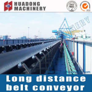 Conventional Belt Conveyor System for Cement Clinker pictures & photos