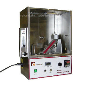 45 Degree Flammability Tester (burning characteristics) pictures & photos