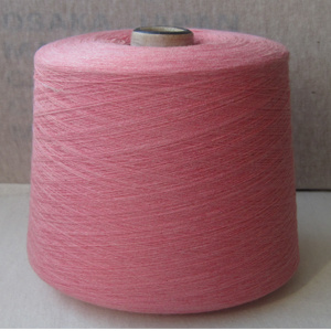 Top Quality Cotton Cashmere Blended Yarn for Knitting Scarf pictures & photos