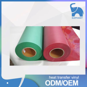 China Professional Supply Glitter Heat Transfer Printing Film Vinyl Sheets pictures & photos