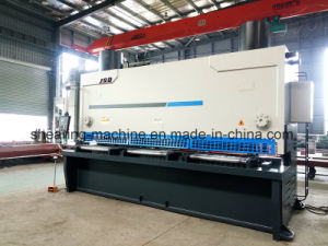 Jsd QC11y-40*4000 Guillotine Cutting Machine for Sale pictures & photos