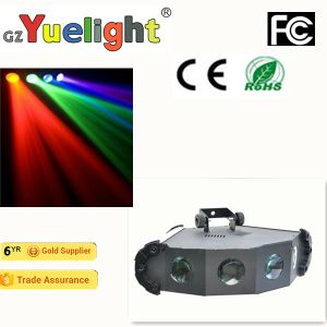 Yuelight 30W LED Four Eyes Gobo Stage Light with Ce RoHS pictures & photos