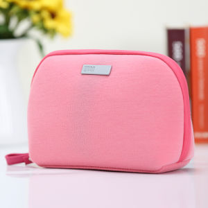 Custom Fashion PU Leather Cosmetic Bag pictures & photos