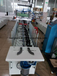 PVC Plywood and MDF Furniture Decorative TUV Certificated Woodworking /Laminating Wrapping Machine pictures & photos