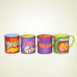 Decorative Ceramic Mugs pictures & photos