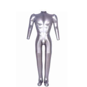 Male Full-Body Dress Model Inflatable Air Strang Mannequin for Shop pictures & photos