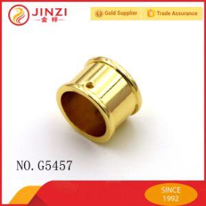 Hot Sale Custom Gold Metal Tassel Cap for Bags pictures & photos