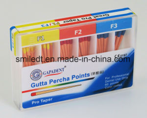 Gapa Protaper Gutta Percha Points pictures & photos