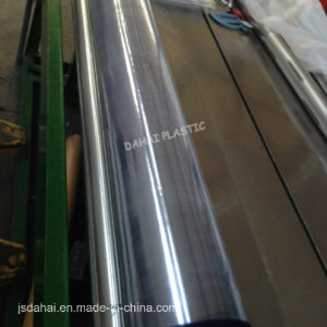 0.15mm Transparent PVC Film for Package pictures & photos