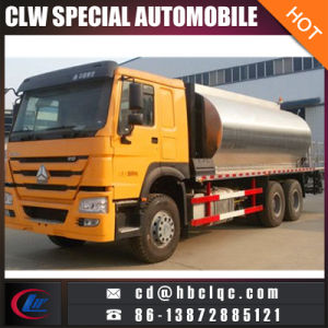 HOWO 6X4 10t Asphalt Distribution Sprayer Tanker Truck pictures & photos