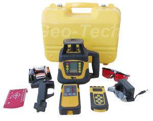 Dual Grade Red Beam Rotary Laser Level (Grl600r) pictures & photos