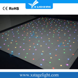2016 Newest Acrylic Starry Twinkling LED Starlit Dance Floor for Wedding Party Light pictures & photos
