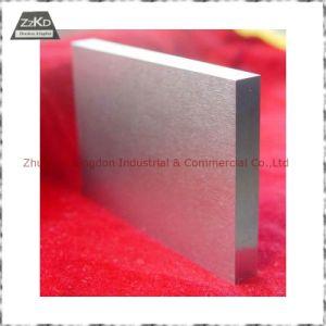 Non-Ferrous Metal-Pure Tungsten Copper Sheet pictures & photos