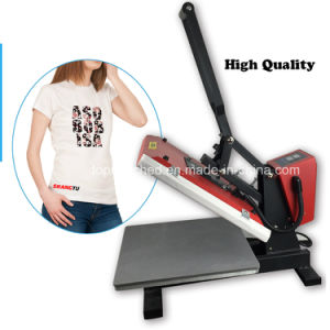 Manual Sublimation Heat Press Transfer Printing Machine 38*38 for Wholesale pictures & photos