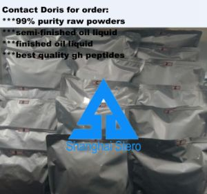 Pharmaceutical Grade Raw Powder Isotretinoin with Fast Shipping pictures & photos
