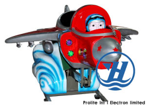 Airplane Kiddie Ride Game Machine for Children (ZJ-K23) pictures & photos