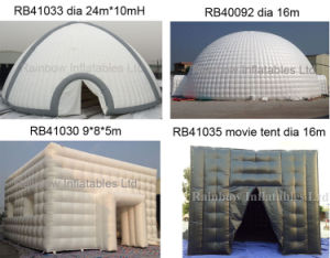 Inflatable Dome Tent and Advertising Tent for Camping and Exhibitions pictures & photos