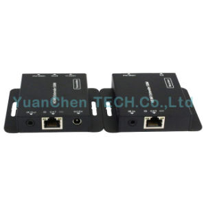 Over Single 50m/164FT UTP Cables HDMI Extender with IR Control pictures & photos