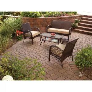 Outdoor Rattan/Wicker Sofa Patio Furniture
