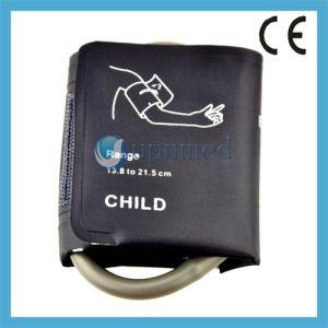 No-Bladder Child Dual Blood Pressure Cuff pictures & photos