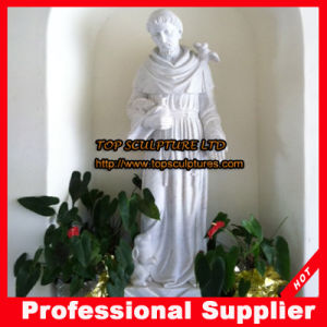 Blessed Virgin Mary Marble Sculpture Mother Marble Statue pictures & photos