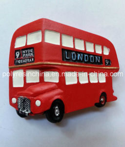 Resin Fridge Magnet, Polyresin Magnet of London Car pictures & photos