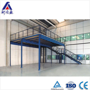 High Performance Customized Warehouse Mezzanine Floor pictures & photos