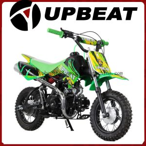 Upbeat Motorcycle 110cc Pit Bike for Kids 90cc Dirt Bike for Kids pictures & photos