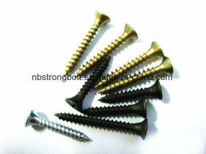 Drywall Screws Phil Bugle HD Fine or Coase Thread Gray or Black Phos pictures & photos