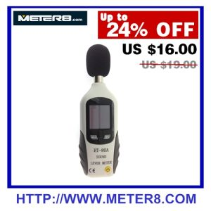 HT-80A Mini Digital Sound Noise Level Meter pictures & photos