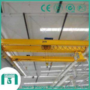 20/5 Ton Double Girder Electric Hoist Double Hook Overhead Crane pictures & photos