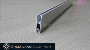 Aluminium Profile for Zebra Shades Bottom Rail Suqare Type pictures & photos