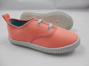 Beauty Children PVC Injection Shoes with Lace up (SNE37002) pictures & photos